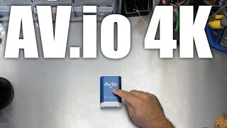 AV.io 4K Capture Card from Epiphan - the best capture card you can buy