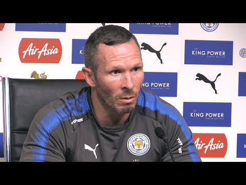 Leicester Caretaker Manager Michael Appleton Full Pre-Match Press Conference - Swansea v Leicester