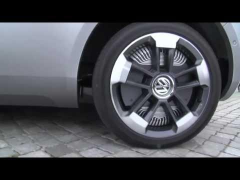 Volkswagen eT! Autonomous Research Concept Car (2011)