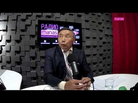 MEDIAMANAS LIVE: Kırgızistan'da Sportif Yetenek Taraması - Prof. Kanat Canuzakov