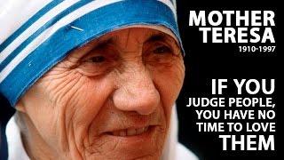 MOTHER TERESA LIFE STORY   INDIA