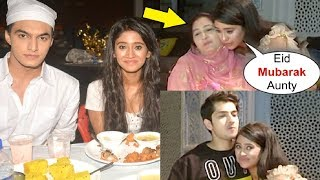 Shivangi Joshi BONDING With Boyfriend Mohsin Khan Family At Iftar Party 2019