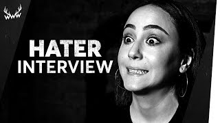 Hatice Schmidt im Hater-Interview