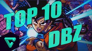 Los 10 mejores juegos de dragon ball | tgn