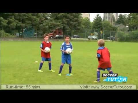 Youth Academy Training Program U5-8 DVD - New Methodology From Italian Serie 'A' Coaches