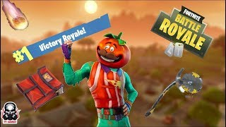 Fortnite Battle Royale| NEW TOMATO SKIN!!!!! +542 KILLS | NEW MAP COMING?! METEOR NOT HITTING?