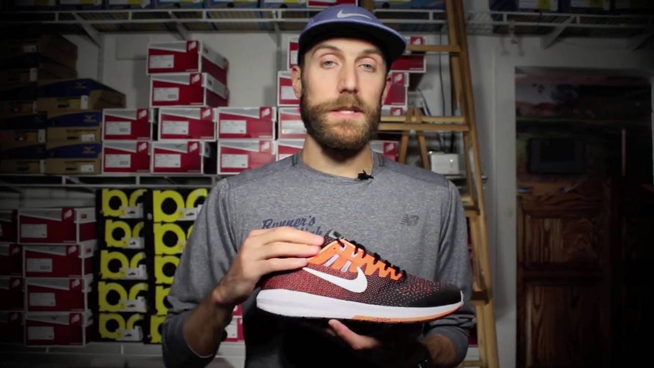 competitive price f9041 0ade4 Product Review: NIKE Air Zoom Structure 20