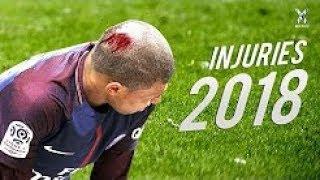 Football Injuries & Horrible Moments 2018 ● HD