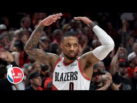Damian Lillard, CJ McCollum power Trail Blazers to a dominant 2-0 lead over Thunder | NBA Highlights
