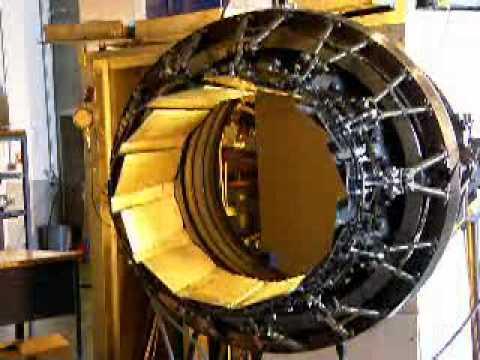 Eurofighter Thrust Vectoring Nozzle