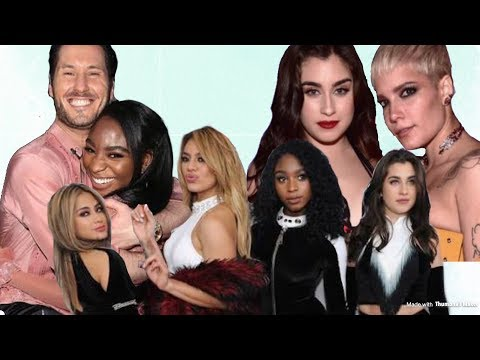 SINGLE LAUREN E HALSEY - STRANGERS/CLIPE 5H3/O ROUBO EM DWTS - NORMANI TRUE WINNER