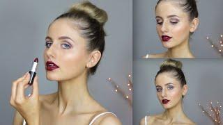 Winter Makeup Tutorial Thumbnail
