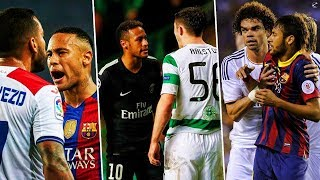 Neymar Jr ► Best Fights, & Angry Moments Ever | HD