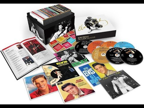 Elvis Presley: The RCA Album Collection