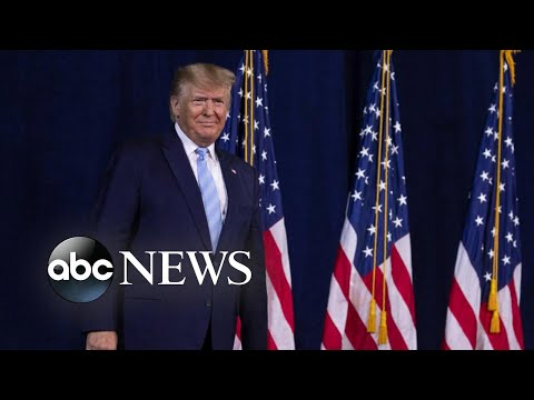 Trump responds to Iranian threats l ABC News