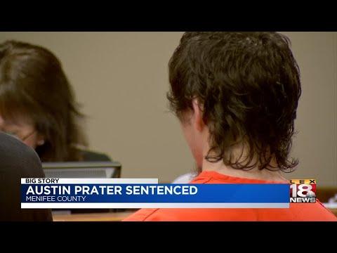 Austin Prater Sentenced