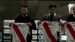 TELAM en vivo - Conferencia de River Plate