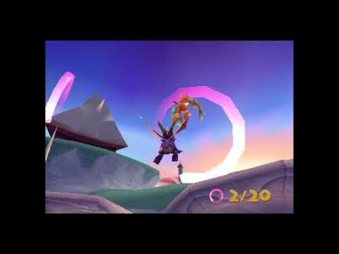 Spyro 2: Ripto's Rage - Ocean Speedway Walkthrough