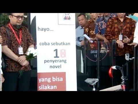 KPK Siapkan Sepeda Untuk Pengungkap Kasus Novel