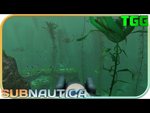 Subnautica | Setting Up Solar Power #4 (Subnautica Gameplay)