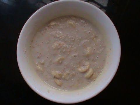 oats porridge recipe - YouTube