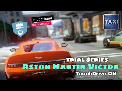Download Asphalt 9 - Some Races in Aston Martin Victor Multiplayer - TouchDrive