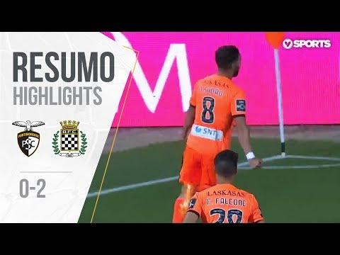 Highlights   Resumo: Portimonense 0-2 Boavista (Liga 18/19 #1)