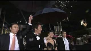 Blue Dragon Awards 2008 - Red Carpet Opening