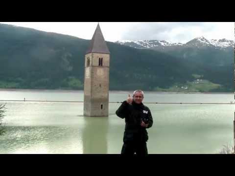 """lago di resia - """"campanile nell'acqua"""""""