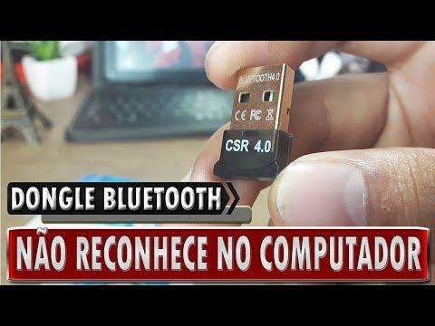 🔸 Como Resolver O Problema Do Adaptador Bluetooth Não Reconhecer Drivers