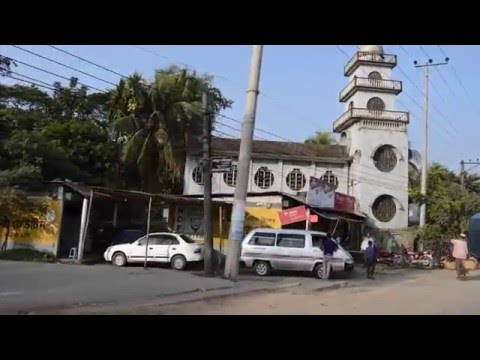 Hamidas Henna: Bangladesh Vlog
