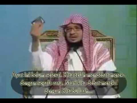 3 Ayat yang Mengguncang Akidah Syi'ah - Syeikh Abdul Muhsin Al Ahmad [Video]