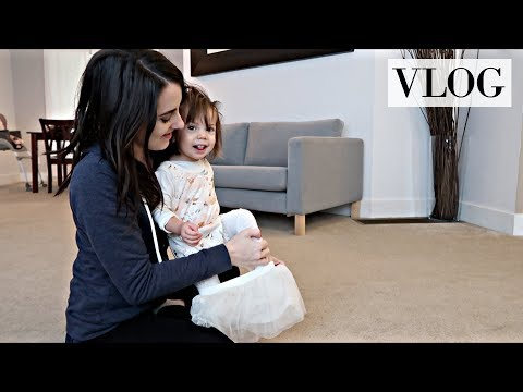 VLOG. Stay At Home Mom Of 4 + Hearth & Hand Collection ♡ NaturallyThriftyMom