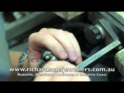 Jewellery Repair - Diamond Ring Claw Re-Tip