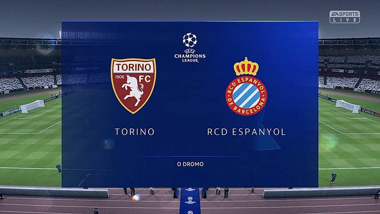 nuevo concepto compras comprar el más nuevo FIFA 19 Champions League: Torino FC vs RCD Espanyol (Octavos de final - Ida)