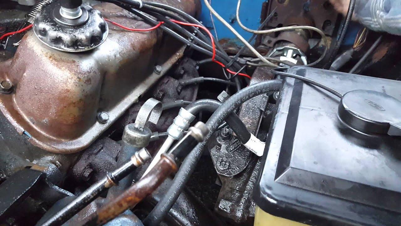medium resolution of steering coupler install 71 ford f100