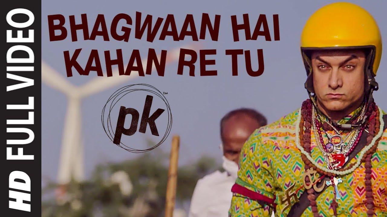 'Bhagwan Hai Kahan Re Tu' FULL VIDEO Song | PK | Aamir