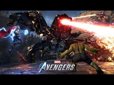 Marvel's Avengers: Koop-Warzones-Trailer