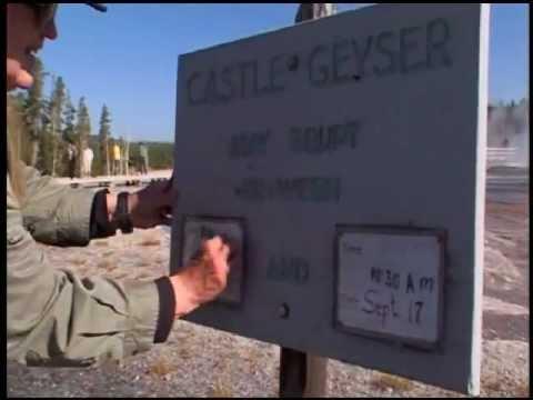 Yellowstone Geyser Gazers