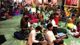 AADI MATHAM PON UNJAL &  SPECIAL BHAJANS AT ARULMIGU SRI RUDRA VEERAMA KALIAMMAN ALAYAM-BESTARI JAYA