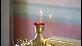 Божественная литургия 17 сентября 2020 г., Новоспасский мужской монастырь, г. Москва