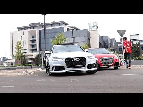Audi vs BMW Breakfast Run South Africa | BasicBenjamin Event Covering