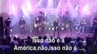 David Bowie - This Is Not America Traduzido