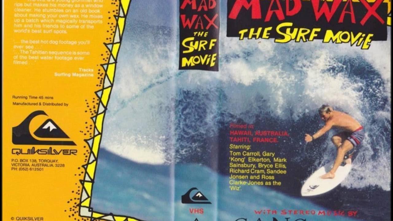 Download QUIKSILVER  MAD  WAX   1989  SURF MOVIE