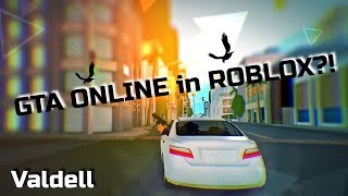 GTA RIPOFF IN ROBLOX | Moon City Gameplay