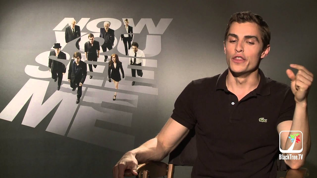 Dave Franco Talks About New Movie  Now You See Me