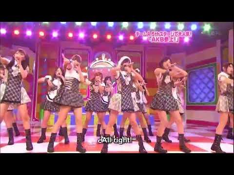 AKB48 Sanjou 5th song - AKB48 Team A