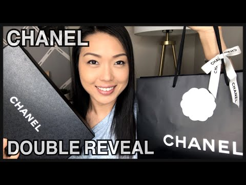 CHANEL | DOUBLE UNBOXING / REVEAL | GINALVOE