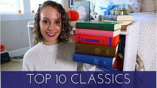 My Top 10 Favorite Classic Books
