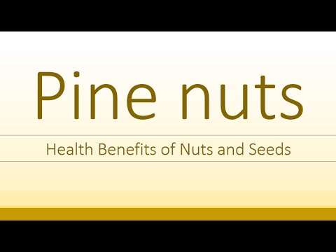 Pine Nuts Health Benefits Health Benefits of Pine Nuts Super Seeds and Nuts